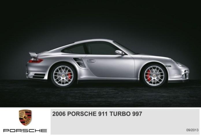 Porsche 911 Turbo Generations (6)