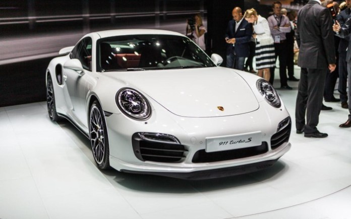 Porsche 911 Turbo S 2014 Live in Frankfurt 2013 (5)