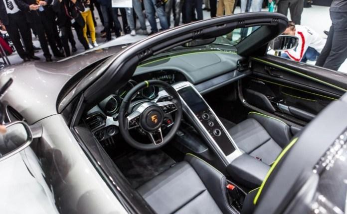 Porsche 918 Spyder Live in Frankfurt Motor Show 2013 (18)