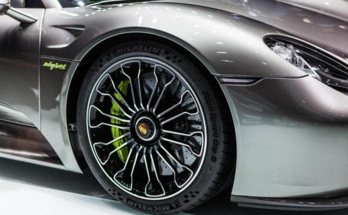 Porsche 918 Spyder Live in Frankfurt Motor Show 2013 (4)