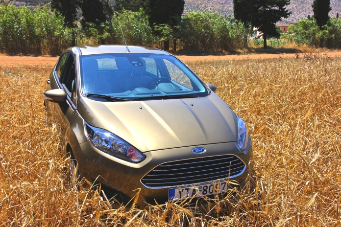 Test Drive: Ford Fiesta 100 - 43