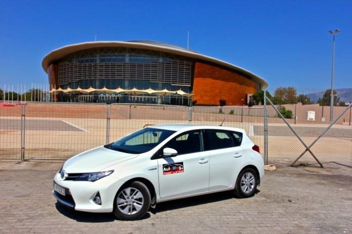 Test Drive: Toyota Auris HSD - 100