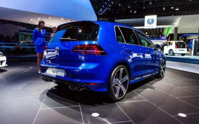 Volkswagen Golf R Live in Frankfurt 2013 (6)