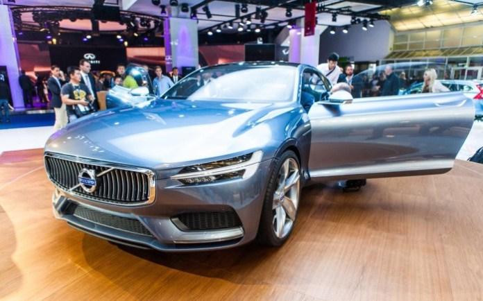 Volvo Concept Coupe Live in Frankfurt 2014 (15)