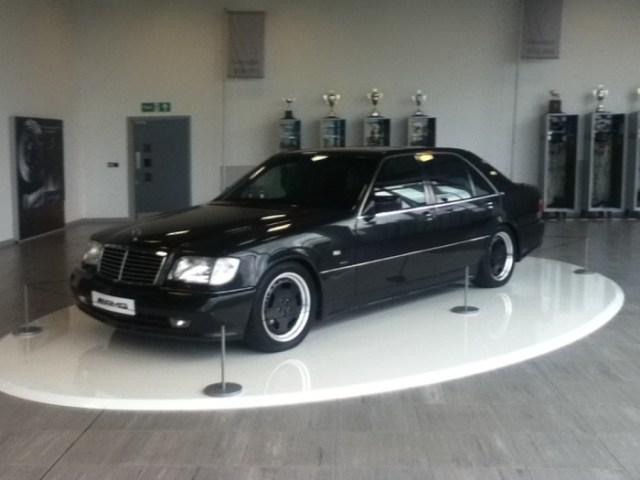 W140 AMG
