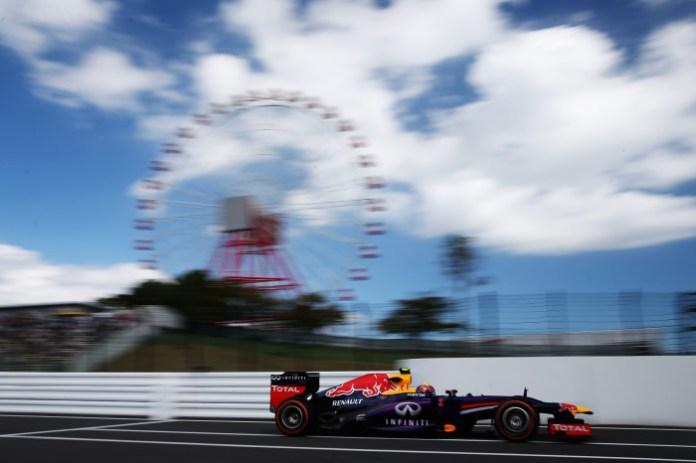 F1 Grand Prix of Japan - Practice
