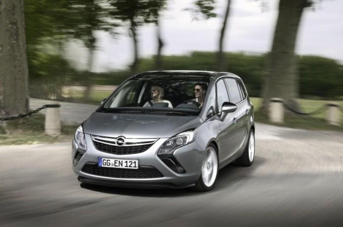 014 Opel Zafira Tourer 1.6 SIDI Turbo