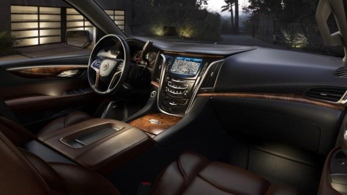 2015 Cadillac Escalade 15