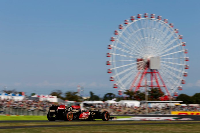 2013 Japanese Grand Prix - Friday