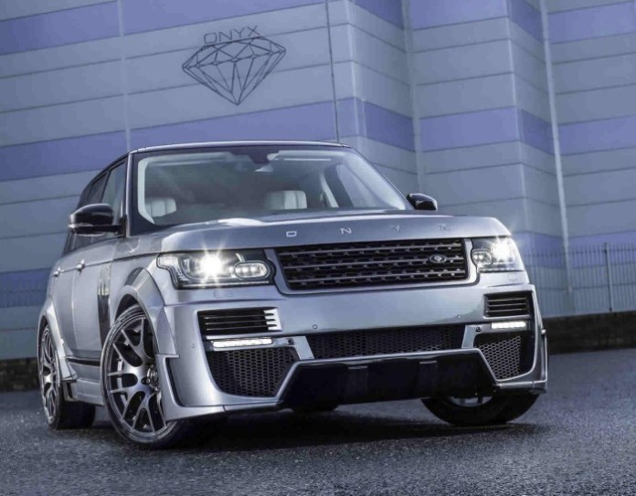 Range Rover by Onyx Concept