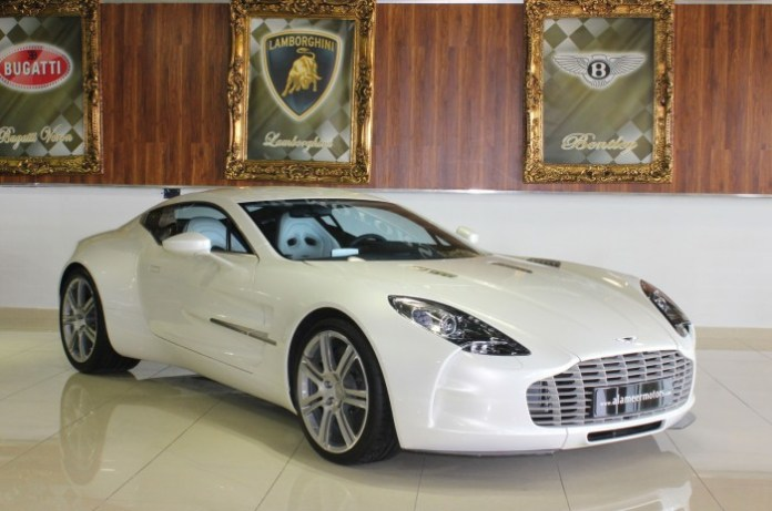 Aston Martin One-77 for sale (1)