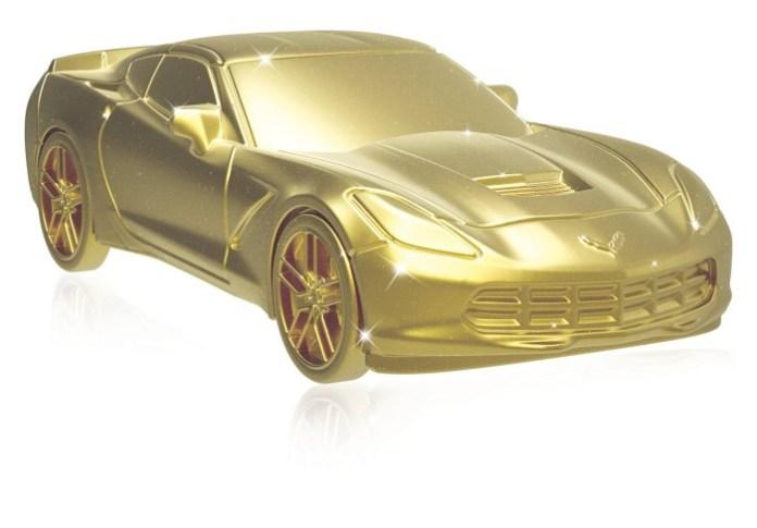 Corvette monopoly