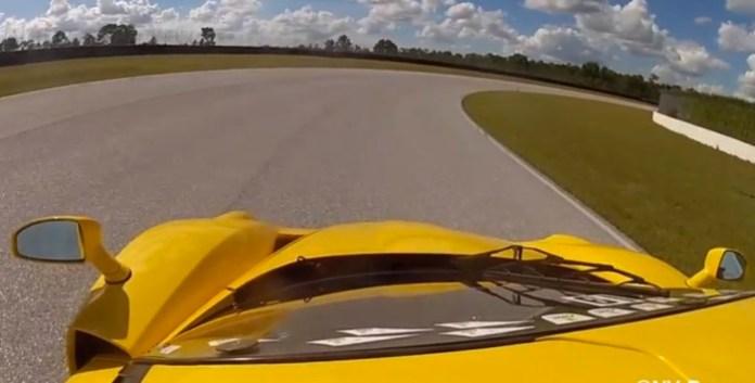 Ferrari FXX EVO on Track | Awesome Sounds!
