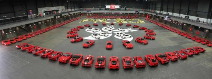 Ferrari celebrates 30th anniversary in Hong Kong (1)