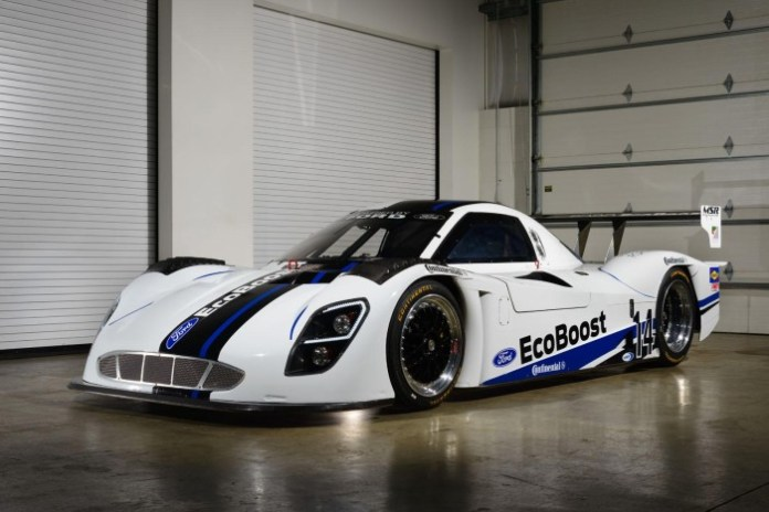 Ford Daytona Prototype