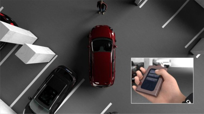 Ford Fully Assisted Parking Aid and Obstacle Avoidance systems (1)