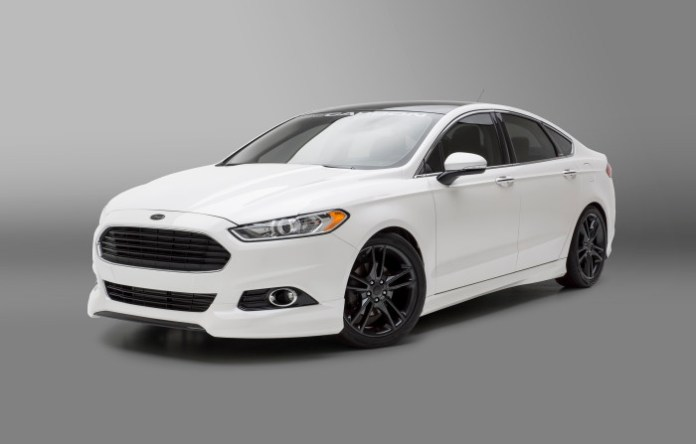 Ford Fusion by 3dCarbon (1)