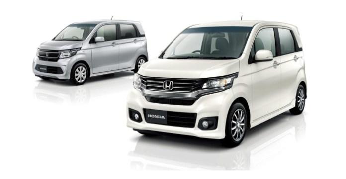 Honda N-WGN 1
