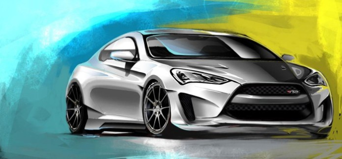Hyundai Legato Concept 2