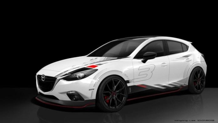 Mazda for SEMA 2013 (1)