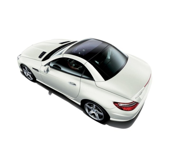Mercedes SLK 200 Radar Safety Edition (2)