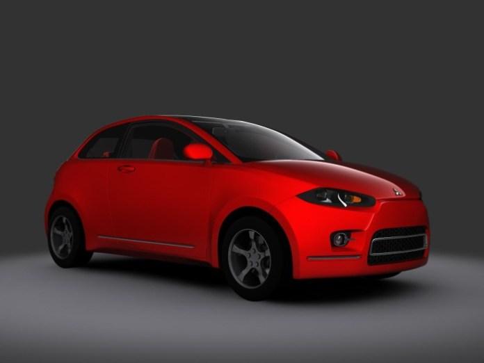 Mitsubishi Koruto Concept Study (1)