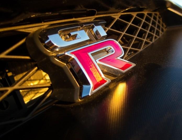 Nissan GT-R logo (4)