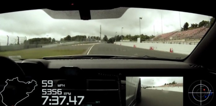 Nurburgring Lap Times- 2014 Camaro Z28 Tops Published Times | Chevrolet