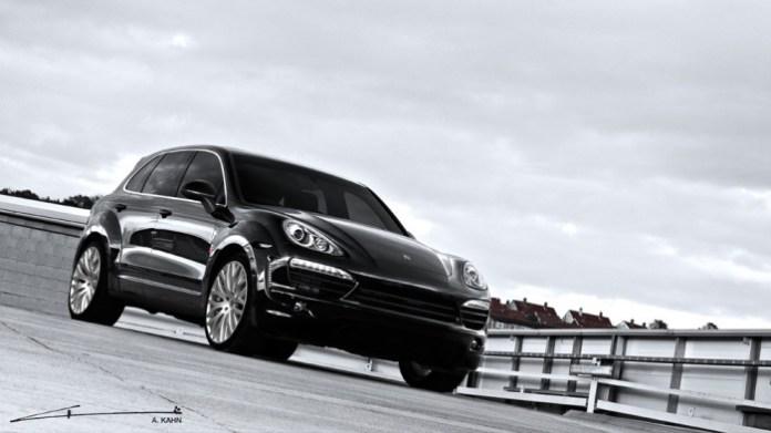 Porsche Cayenne 3.0 Diesel V6 Super Sport Wide Track by A. Kahn Design (1)