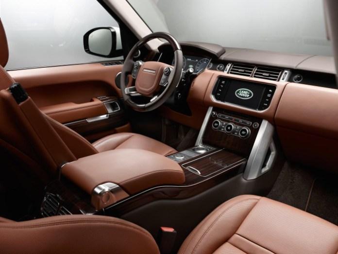 Range Rover L 12