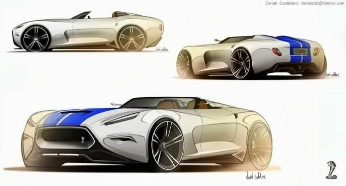 Shelby Cobra 2015 Concept Study (1)