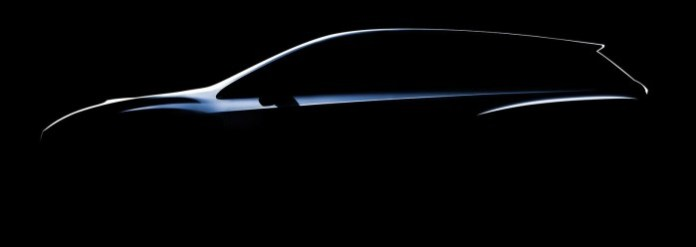 Subaru LEVORG concept teaser 1