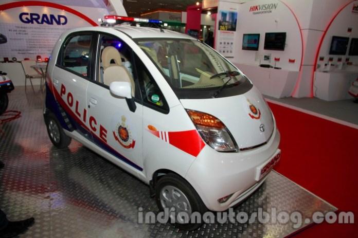 Tata Nano Police (2)