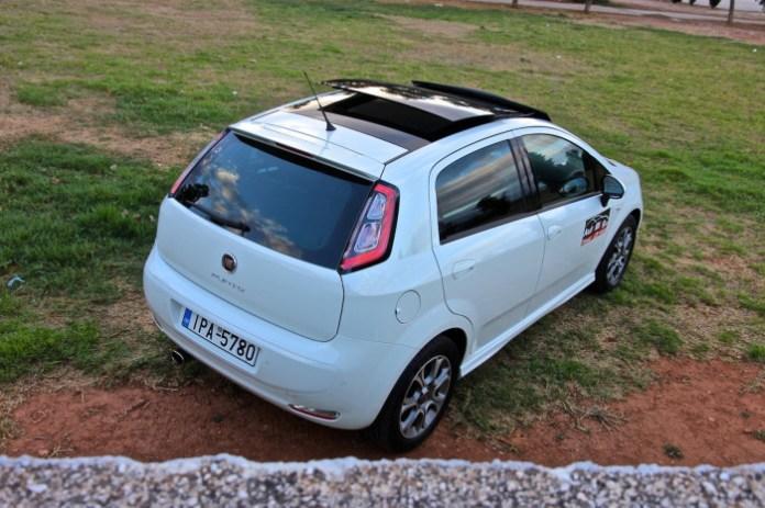 Test Drive Fiat Punto - 073