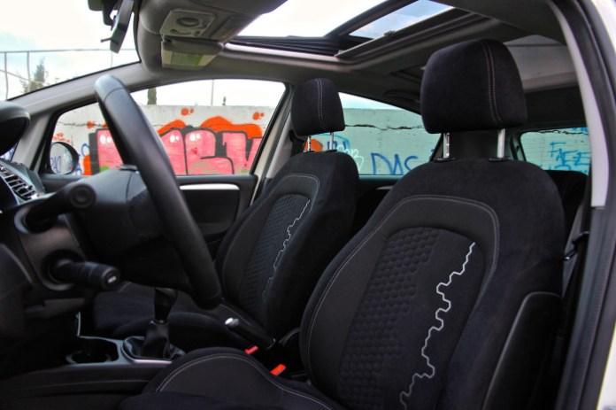 Test Drive Fiat Punto - 087