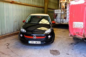 Test Drive Opel Adam - 12