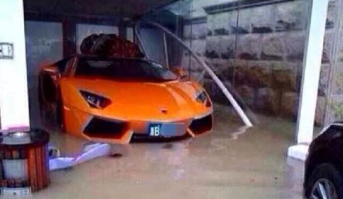 Typhoon Fitow Floods (1)