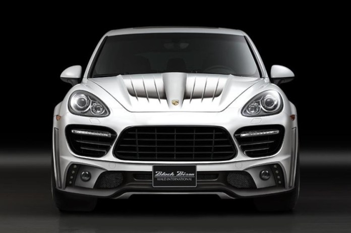 Wald International Porsche Cayenne Turbo Black Bison Edition