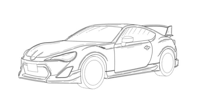 toyobaru patent drawings
