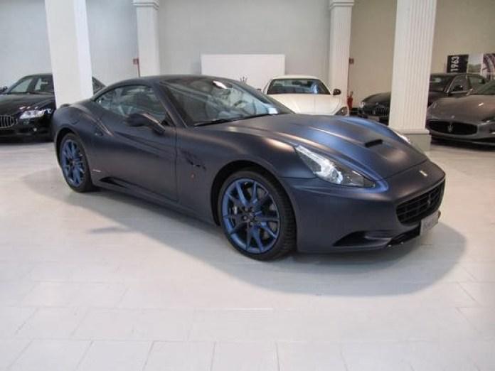 Lapo Elkann's Ferrari California for sale