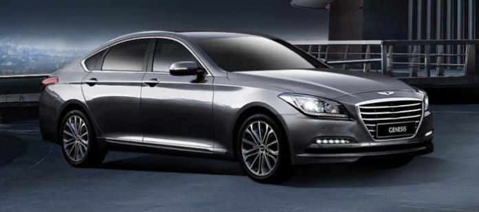 2014 Hyundai Genesis 9