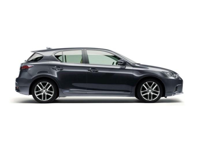 2014 Lexus CT200h Facelift 9