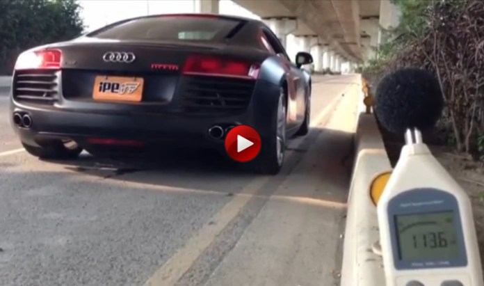 Audi R8 iPE Innotech