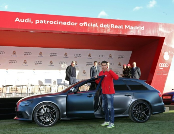 Audi Real Madrid Sponsorship (6)