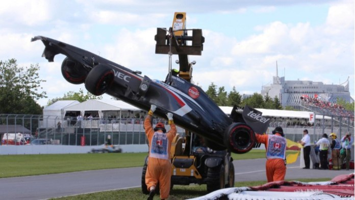 Canadian GP Marshal