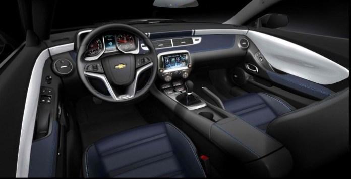 Chevrolet Camaro Spring Special Edition (2)