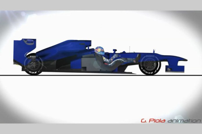 Formula 1 2014 Technical Renderings (10)