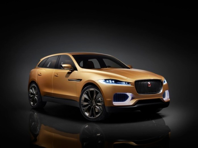 Jaguar C-X17 Concept Brown-Gold (20)