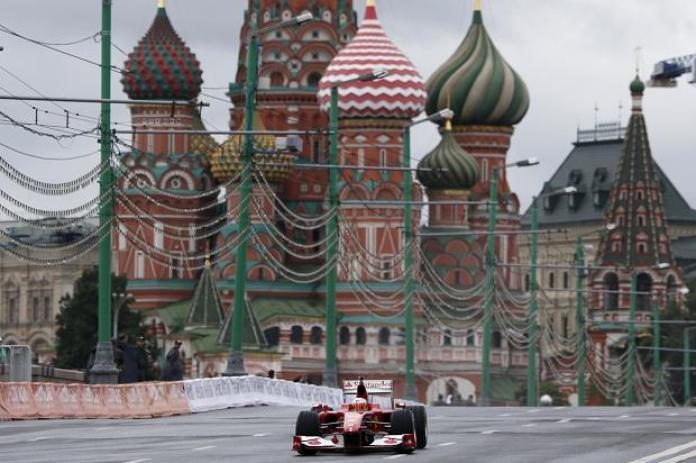 Kobayashi Moscow