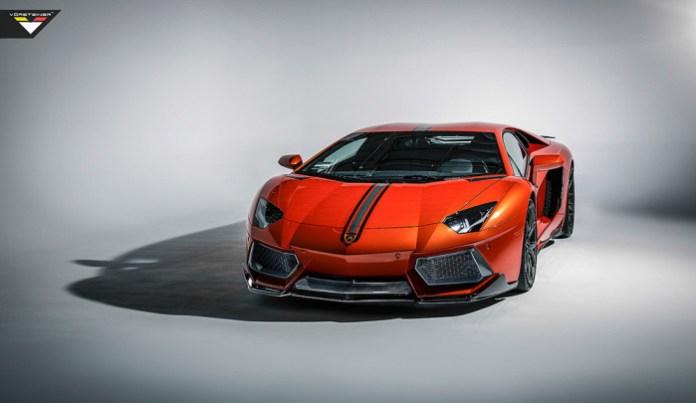 Lamborghini Aventador-V by Vorsteiner 14